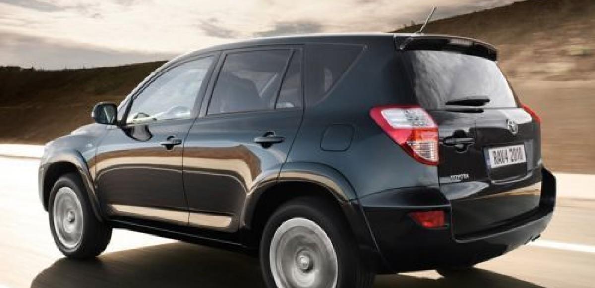 1 июня в России стартовали продажи обновленной Toyota RAV4