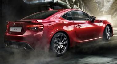 Toyota выпустит новый GT86. Возможно, вместе с Subaru.