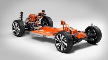 Электрический Volvo XC40: премьера в октябре