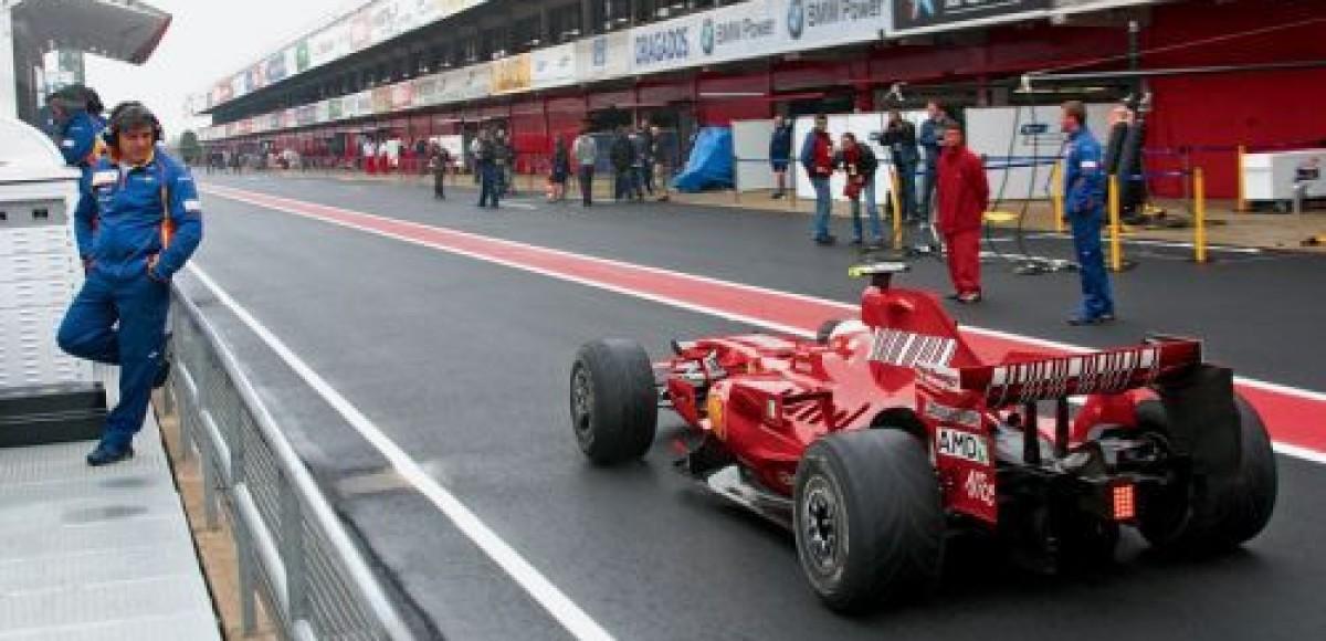 В июле в Москву приедет «Формула 1»