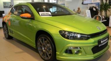 Эксклюзивный Volkswagen Scirocco в Автоцентре «Северо-Запад»