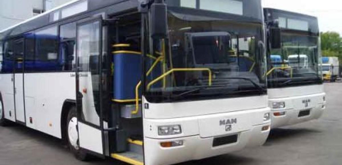 В Самаре пустили «Влюбленный автобус»