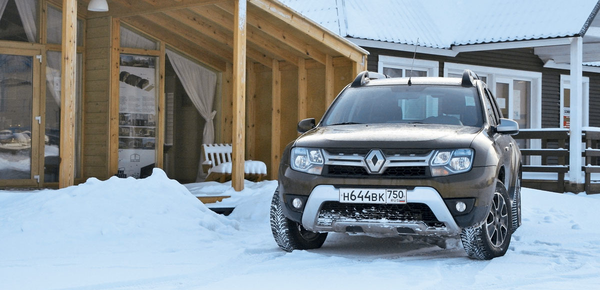 Renault Duster. Самое ценное