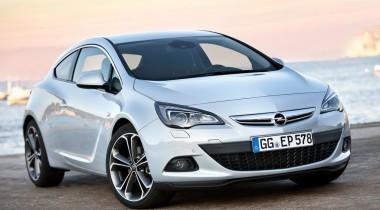 Opel Astra GTC, обзор модели