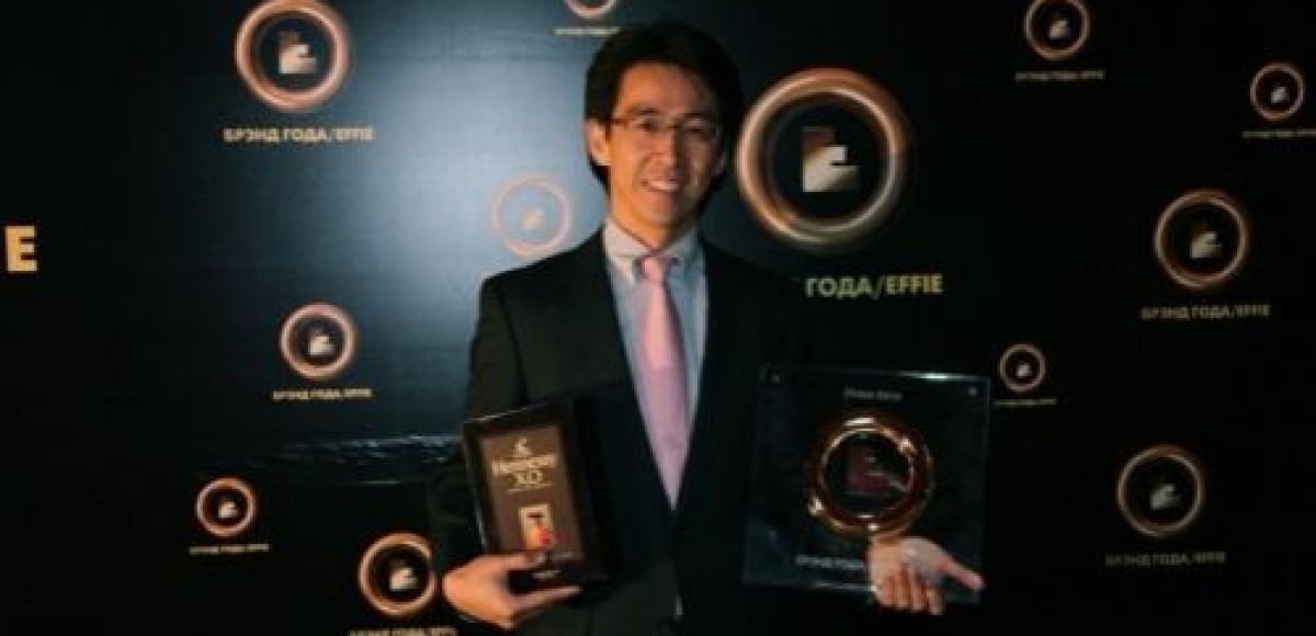 Nissan и Infiniti объявлены победителями премии «БРЭНД ГОДА/EFFIE 2008»