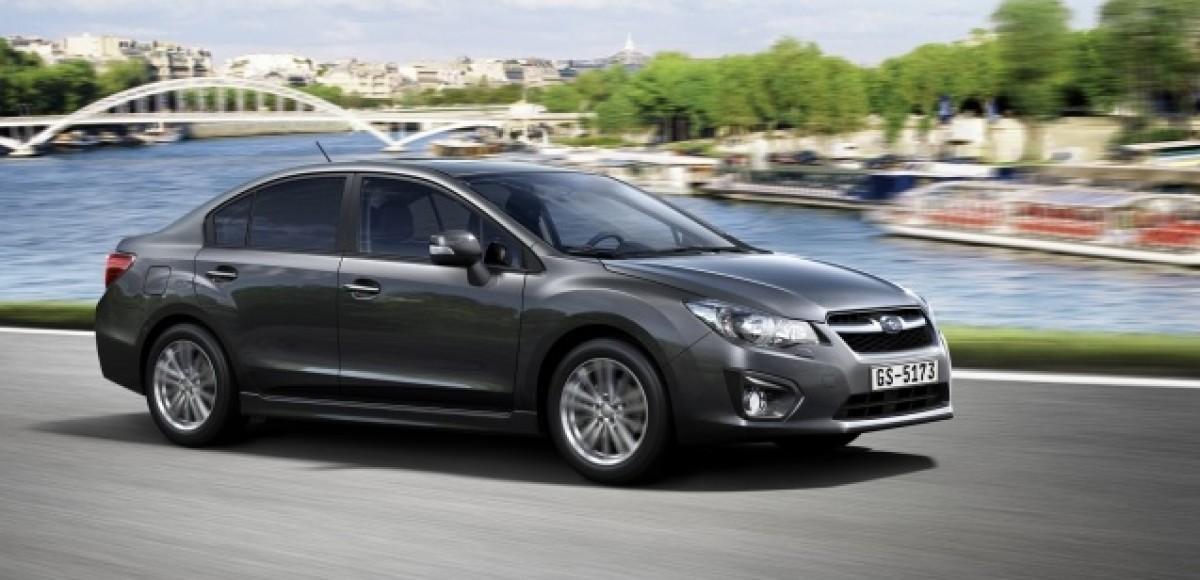 Японцы отказались от продаж Subaru Impreza в России