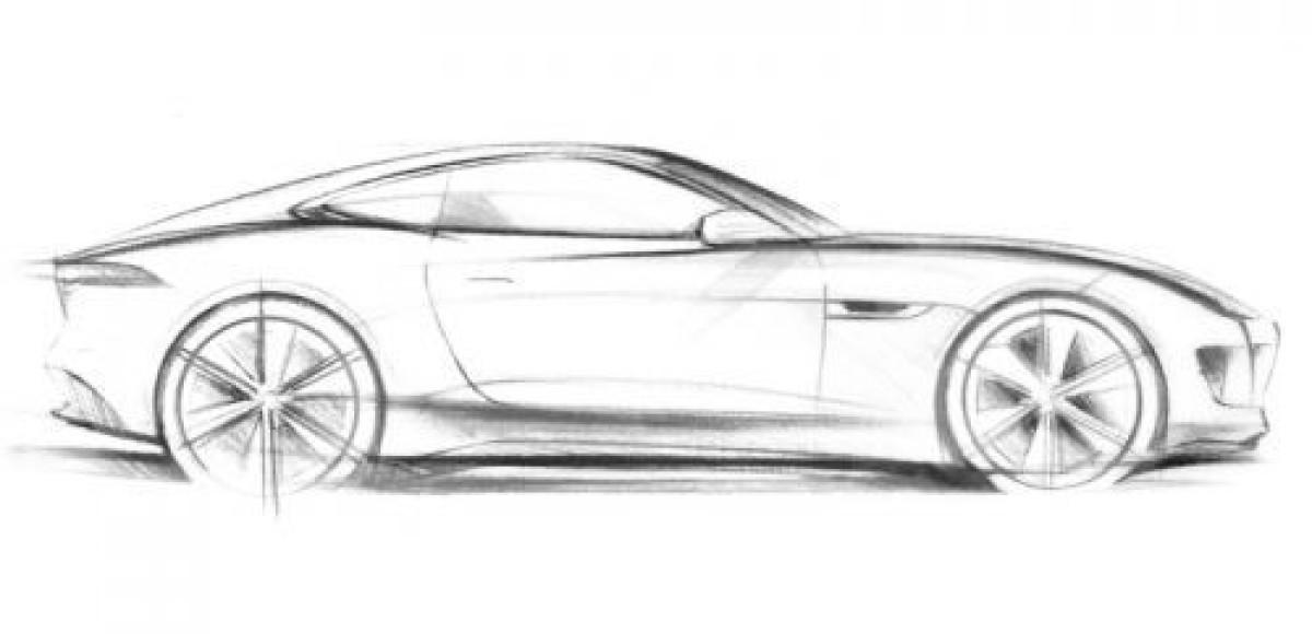 Во Франкфурте состоится мировой дебют концепт-кара Jaguar C-X16