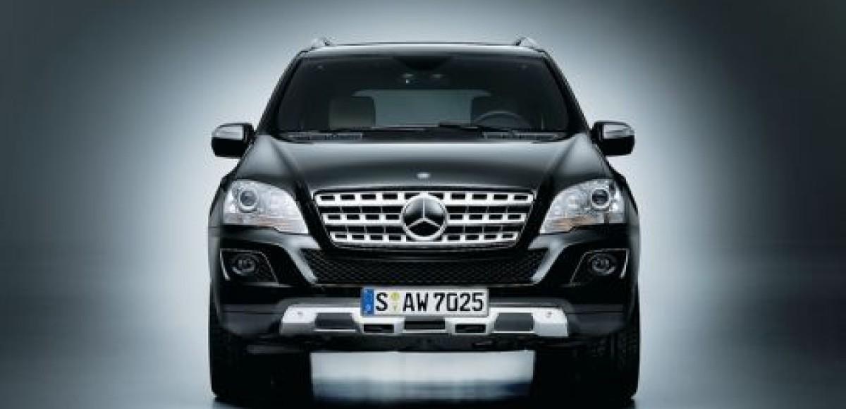Mercedes-Benz M-class. Время перемен