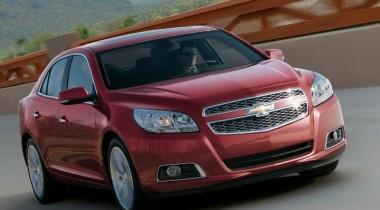 Chevrolet Malibu – и у нас такой будет
