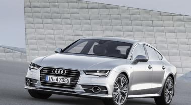 Компания Audi представила обновленный A7 Sportback