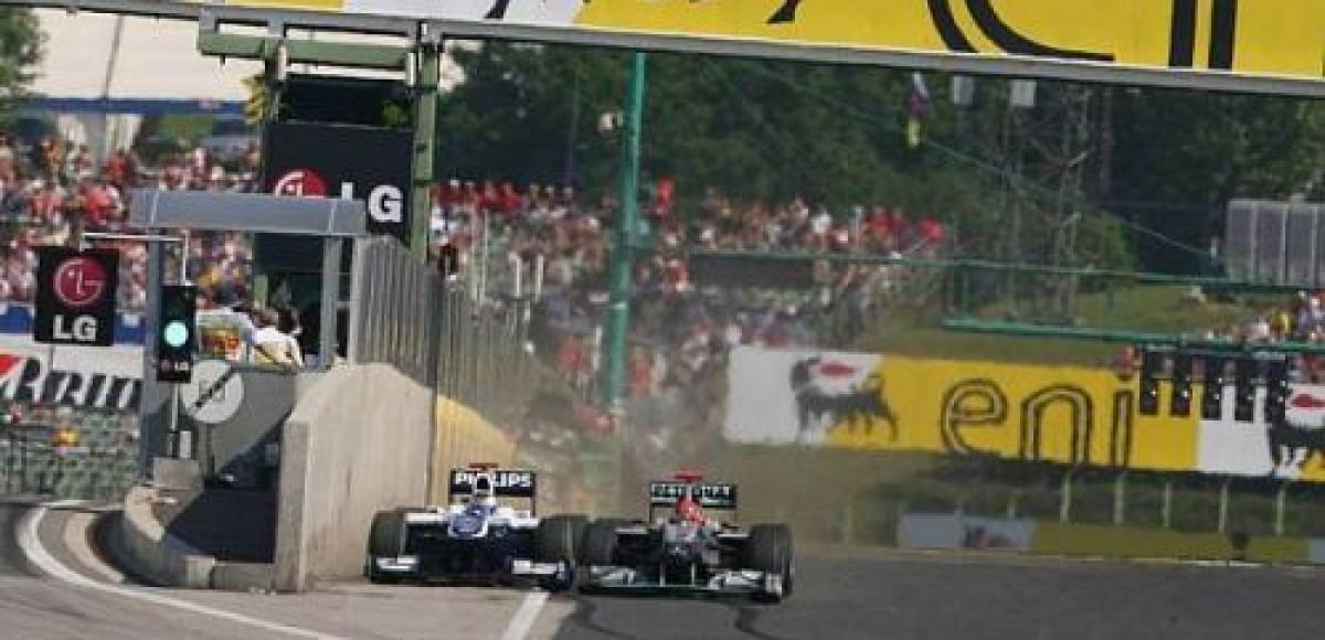 Джеки Стюарт критикует Шумахера
