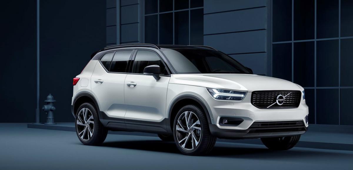 Volvo рассказала, когда россиянам ждать новый XC40 и XC90 Excellence