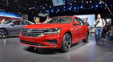 Volkswagen Passat – обновление по-американски