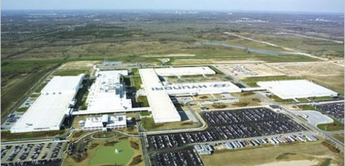 Hyundai заложил первый камень завода под Санкт-Петербургом