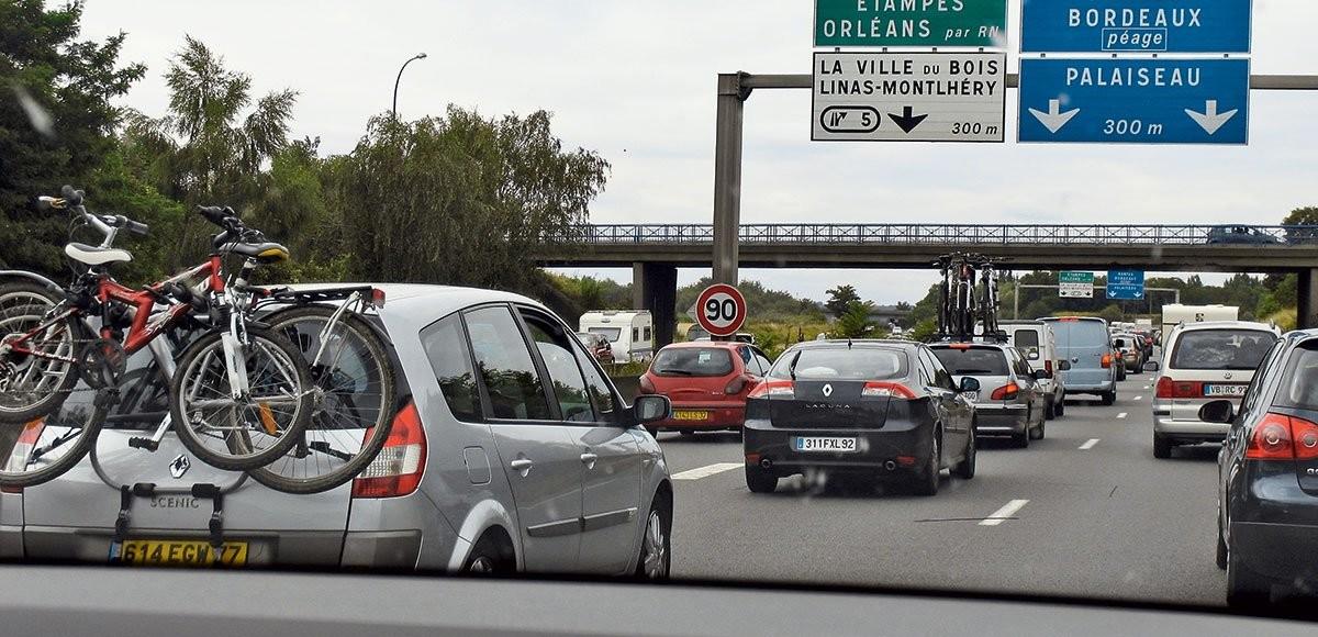 На машине во Францию: путешествие на край земли