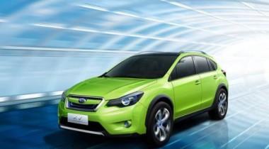 Вышел в свет концепт нового кроссовера Subaru