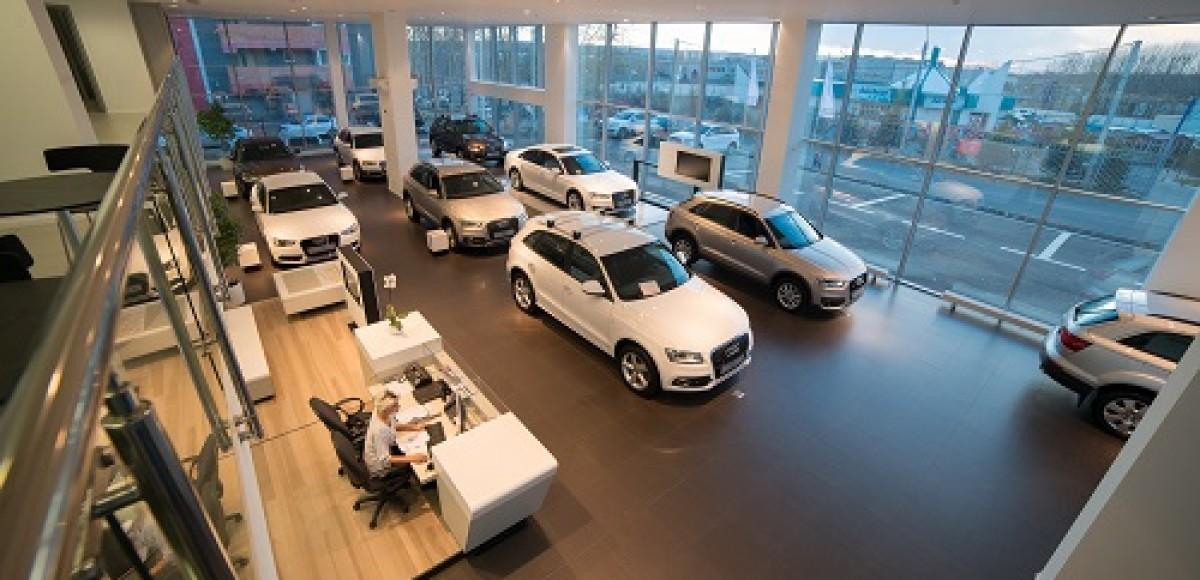 Audi развивает бизнес в Сибири