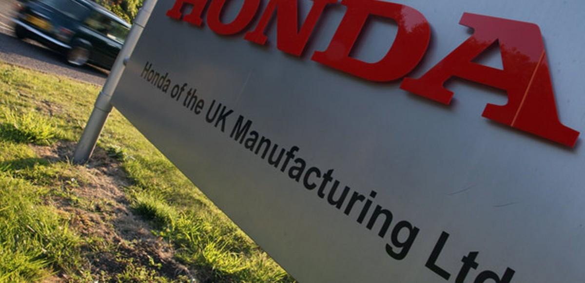Honda закроет завод в Англии и перейдет на электромобили