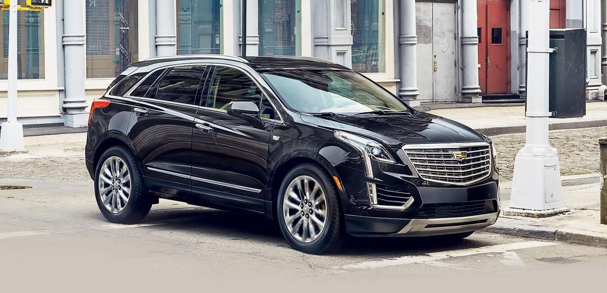 Cadillac XT5. Шанс на успех