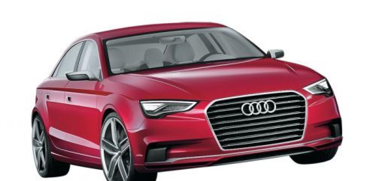 Новое поколение Audi A3 покажут в марте следующего года