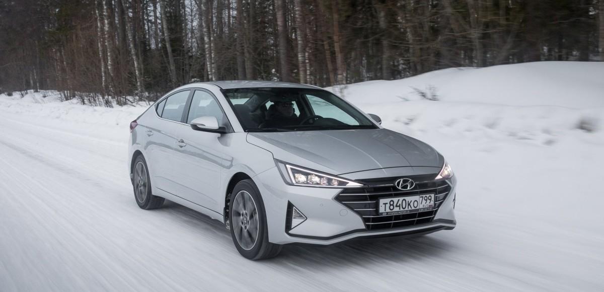 Обновленная Hyundai Elantra: объявлены цены и комплектации для России