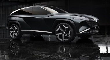 Hyundai показал прототип нового Tucson