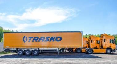 Автопарк «ТРАСКО» пополнили 55 новых тягачей Scania