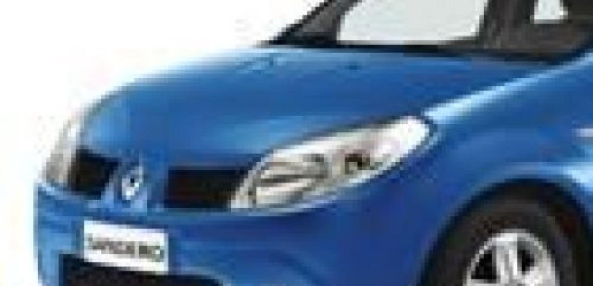 Renault Logan хетчбэк