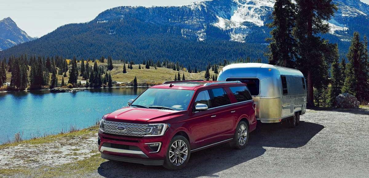 Ford Expedition. Большая «экспедиция»