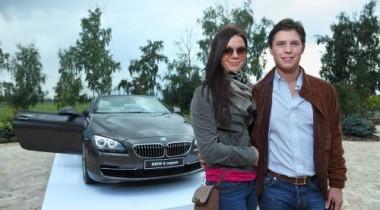 Заявка на победу: финал российского этапа BMW GCI 2011