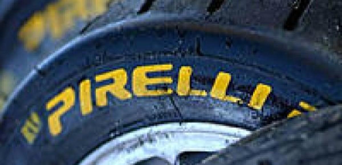 Pirelli: Все продукты для тестов собраны вместе