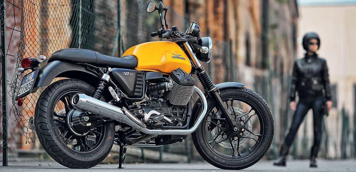 Moto Guzzi V7 II. Вперед, в прошлое