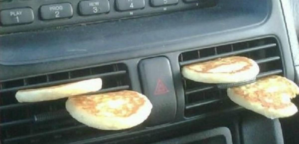 От чайника до микроволновки: на чем готовить еду в автомобиле