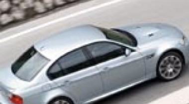 2008 BMW M3. Теперь еще и седан