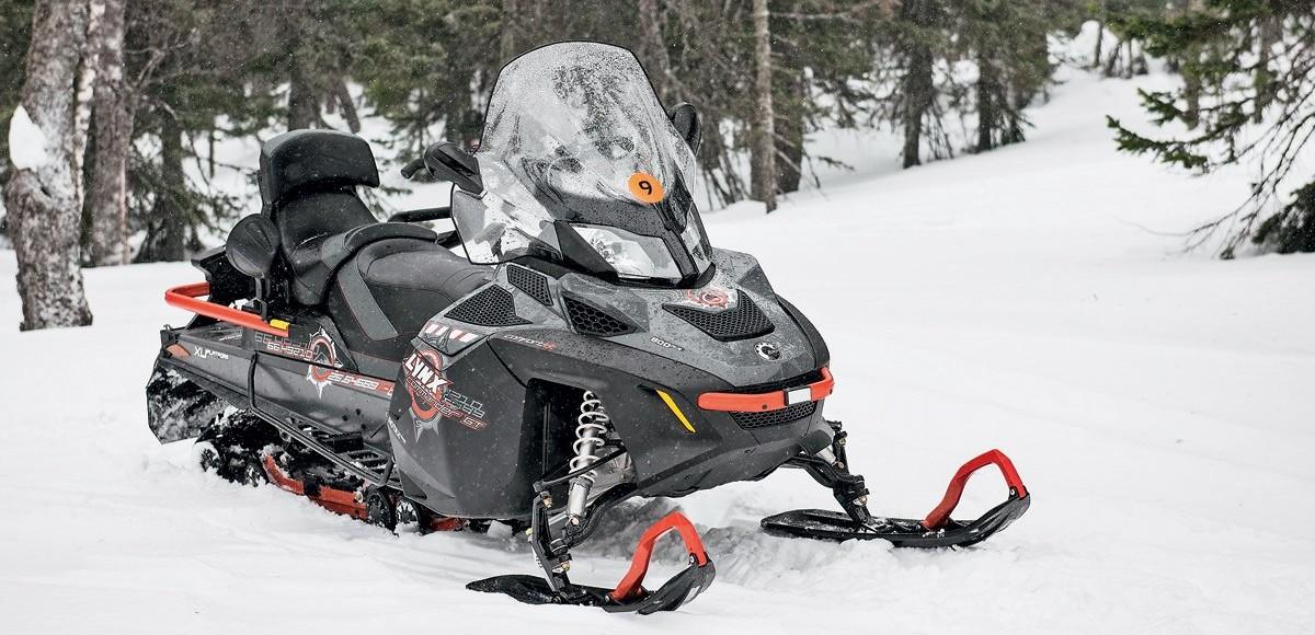 Скромность не порок: снегоходы Lynx 2017 MY