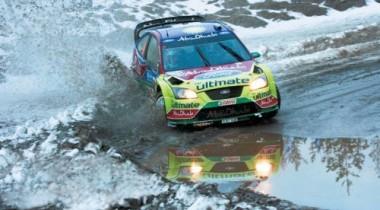 WRC ралли «Швеция».  Шведская рулетка