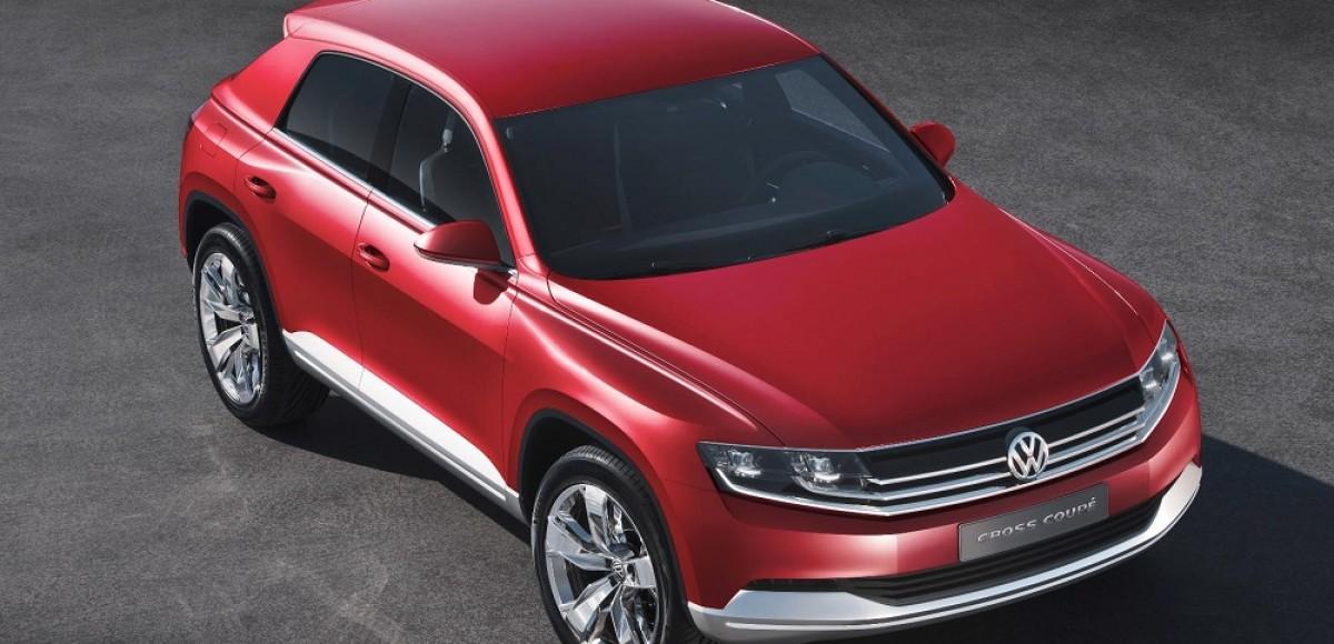 Второе поколение Volkswagen Tiguan появится к концу года