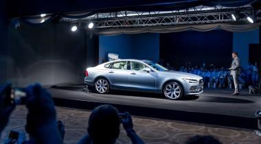 Volvo S90: когда ждать и почем