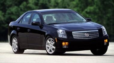 Cadillac CTS. Искусство новых форм
