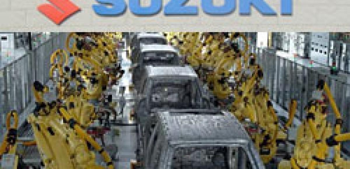 Автозавод Suzuki в Санкт-Петербурге откроется через два года