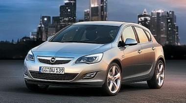 Opel Astra. Копия верна