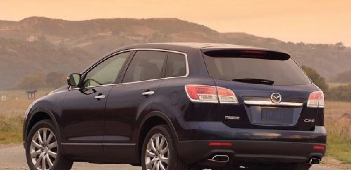 Российская премьера Mazda CX-9 состоится в августе