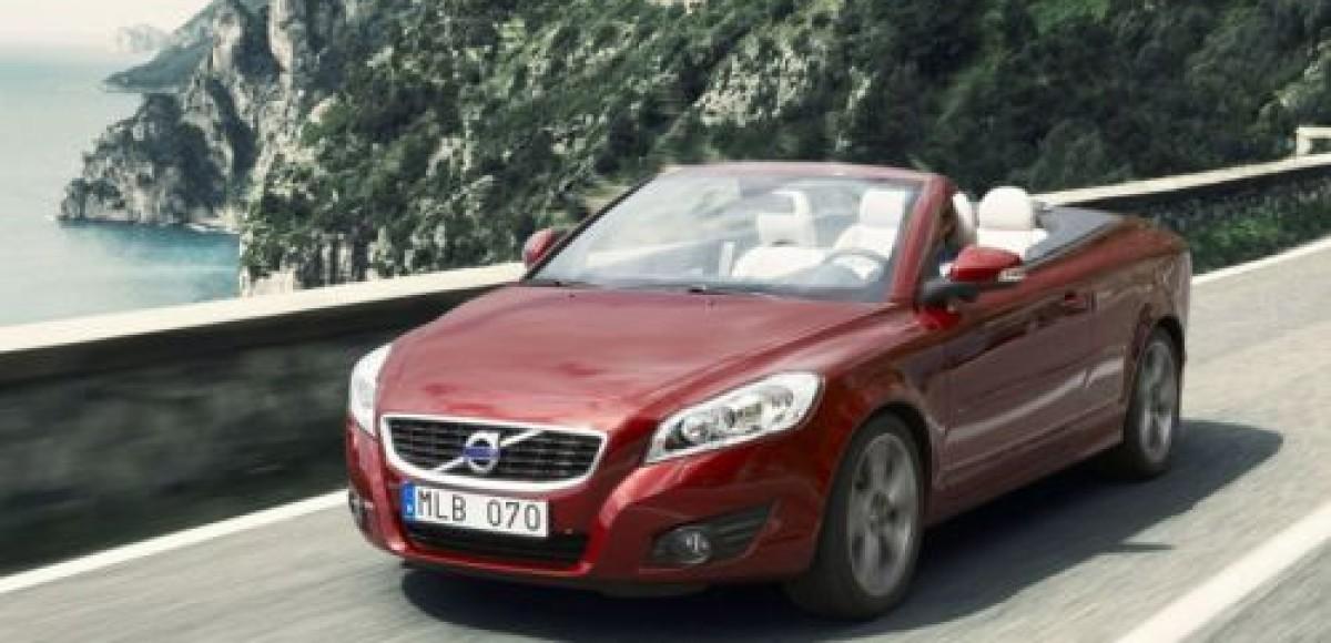 Volvo выдает секреты кабриолета C70