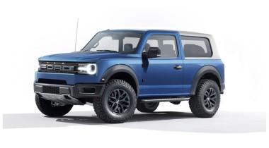 Новый рамный Ford Bronco дебютирует раньше срока
