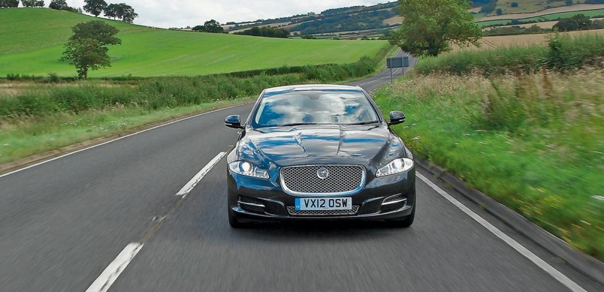 Jaguar XJ 2.0. Ягуар с плохим аппетитом