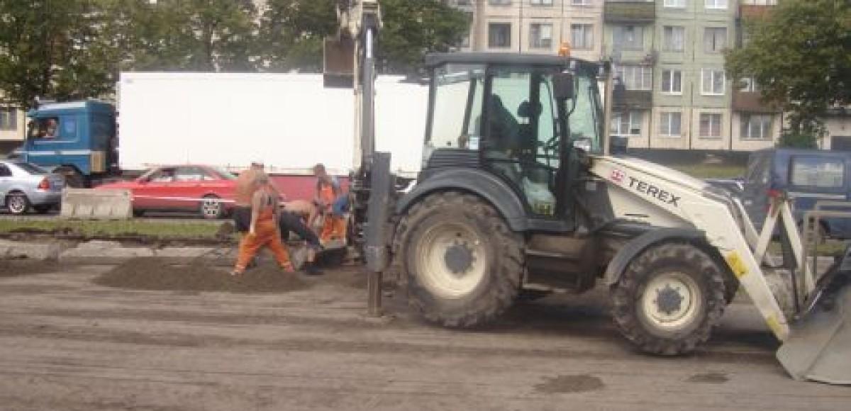 Ограничение движения по Пироговской набережной в Петербурге отложено на неделю