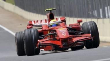 Ferrari: Команда перестает тестировать систему KERS до 2009 года