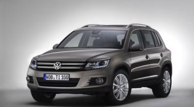 Volkswagen представляет новый Tiguan