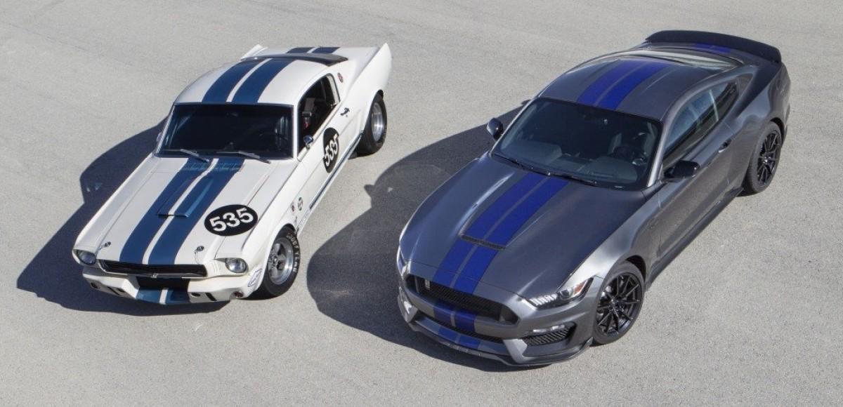 Ford Mustang: нестареющая легенда