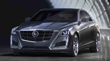 Cadillac объявляет о начале продаж CTS 2014 модельного года